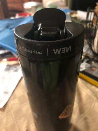 New 16oz Vacuum Leak Proof Locking Lid