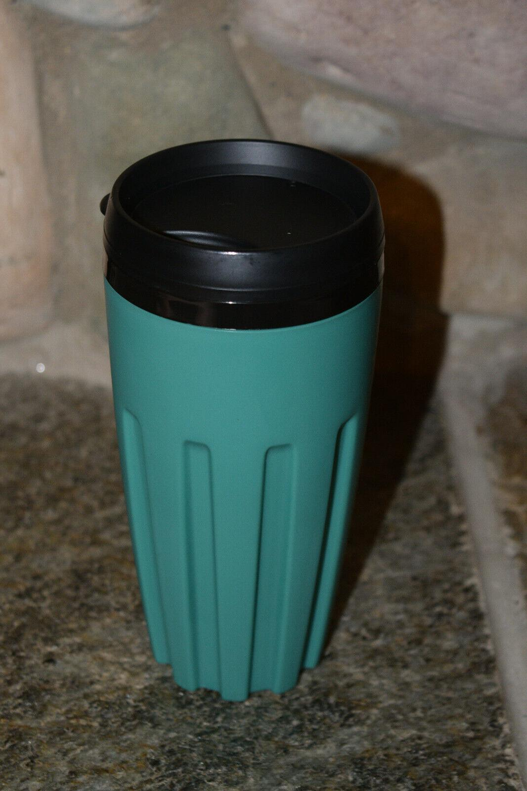 NEW Travel Green Wall Insulated Coffee Beverage