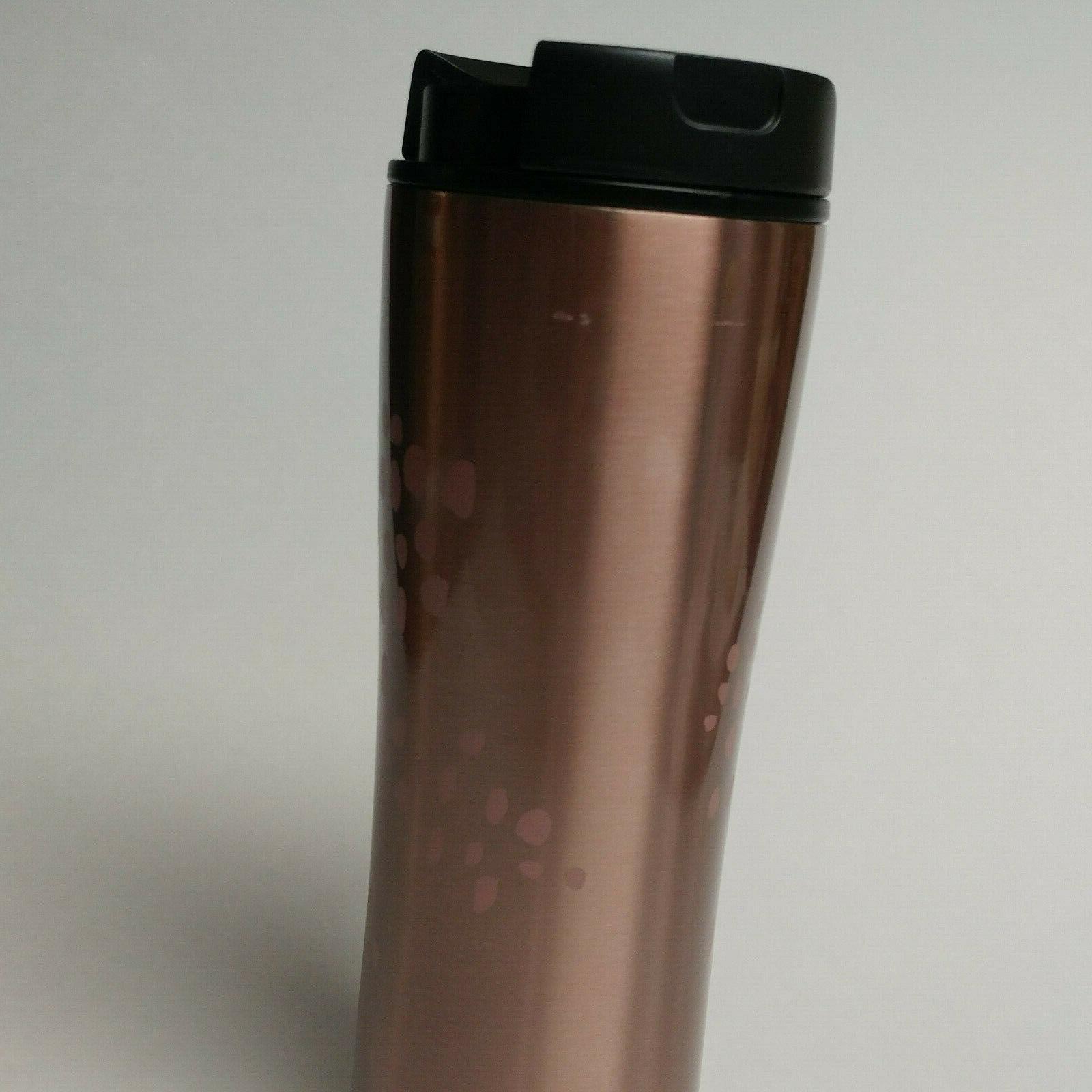 black 16oz travel mug tumbler coffee