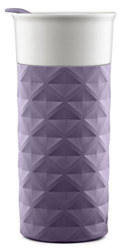 Ello Travel Mug Deep Purple, 16