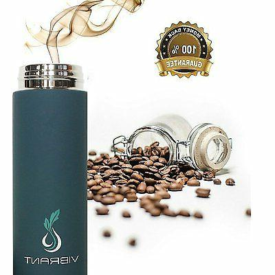 VIBRANT IN ONE Travel Mug INFUSER HOT COFFEE