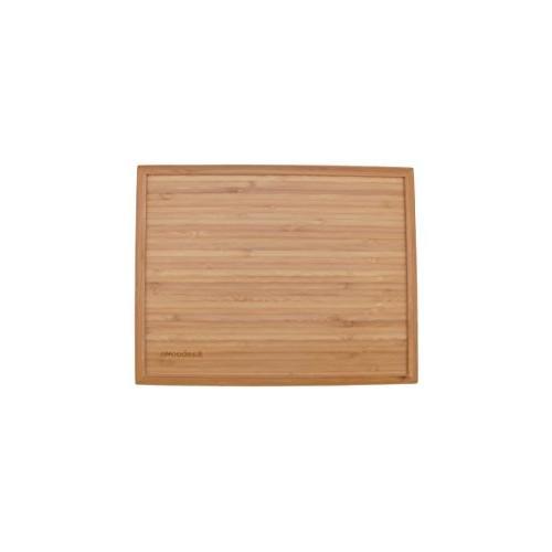 Organic Bamboo Tea Tray - 1 Piece