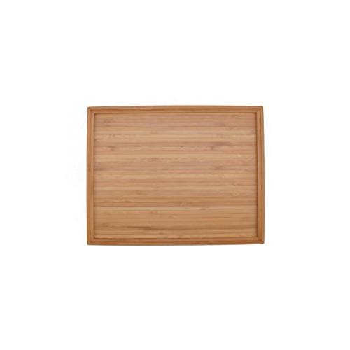 organic bamboo tea serving tray