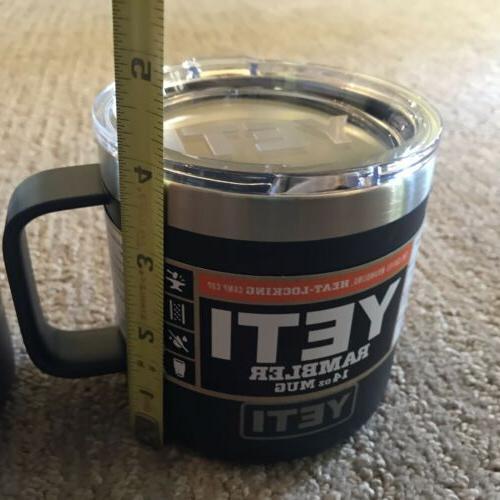 Yeti Mug - Lot Of 2
