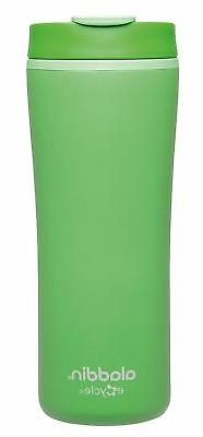 Aladdin Recycled and Recyclable Leak Proof Travel Mug, Green