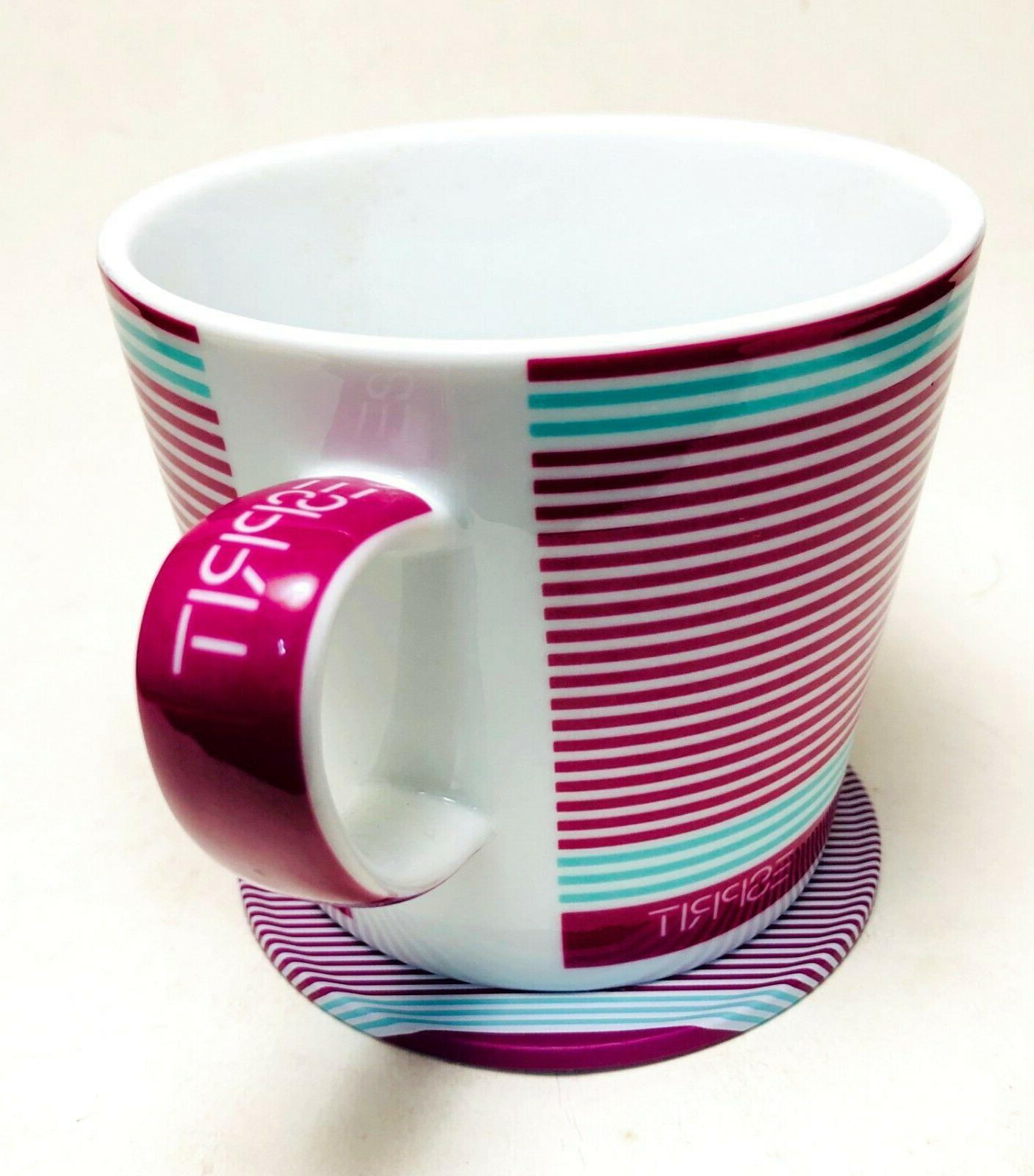 Red and Saucer Travel Tin Gift