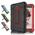 For Samsung Galaxy Tab E 8.0 Case Shockproof Armor Kickstand