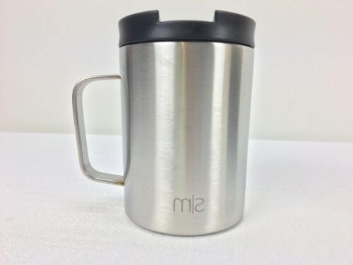 Simple Ounce Stainless Steel Insulated Travel Coffee Mug