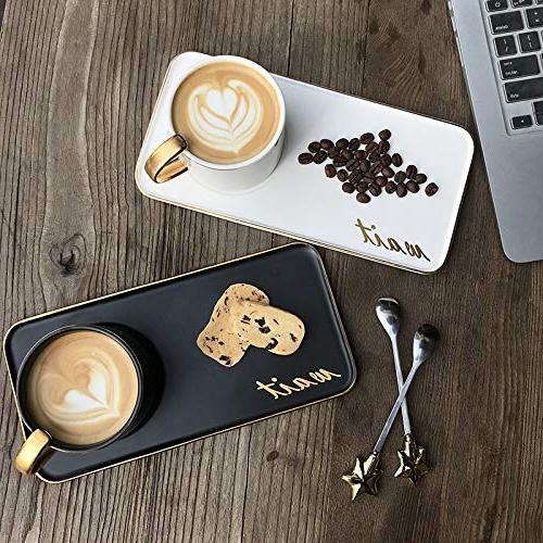 Colias Simple Stylish Design Tea Cup Espresso Travel Mug