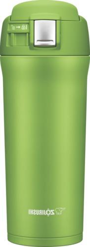 Zojirushi SM-YAE48GA Travel Mug, 16 oz, Lime Green