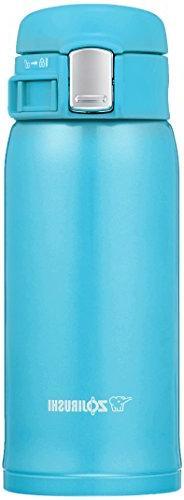 Zojirushi SM-SC36AV Stainless Mug, Turquoise Blue
