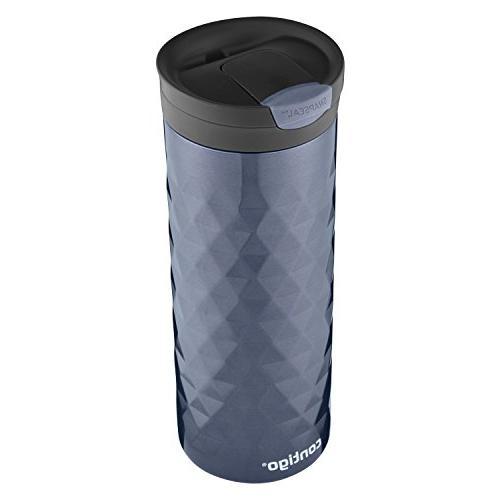 Contigo Stainless Steel Travel Mug, oz,