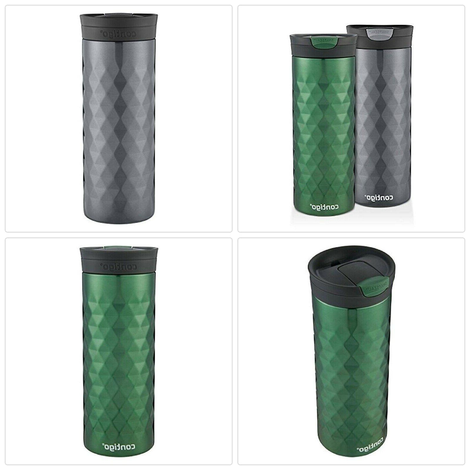 snapseal kenton travel mugs 20 oz gunmetal