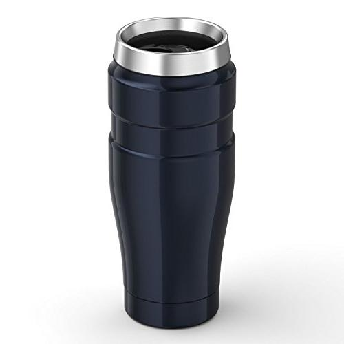 Thermos Stainless King™ Vacuum Insulated 16 - Steel/Midnight