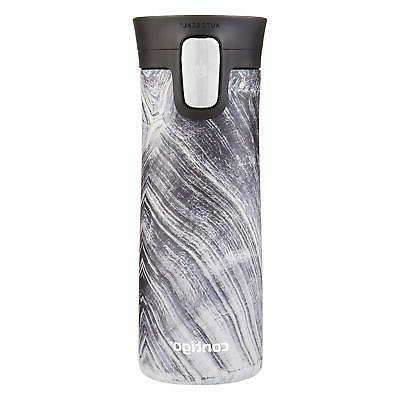 stainless steel coffee couture autoseal travel mug