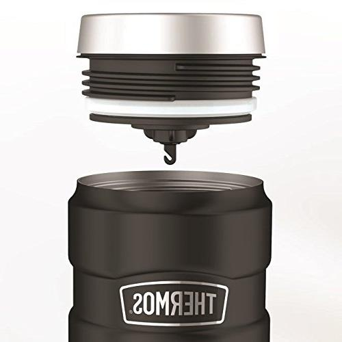 Thermos Stainless Black