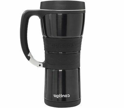 stainless steel mug handle coffee