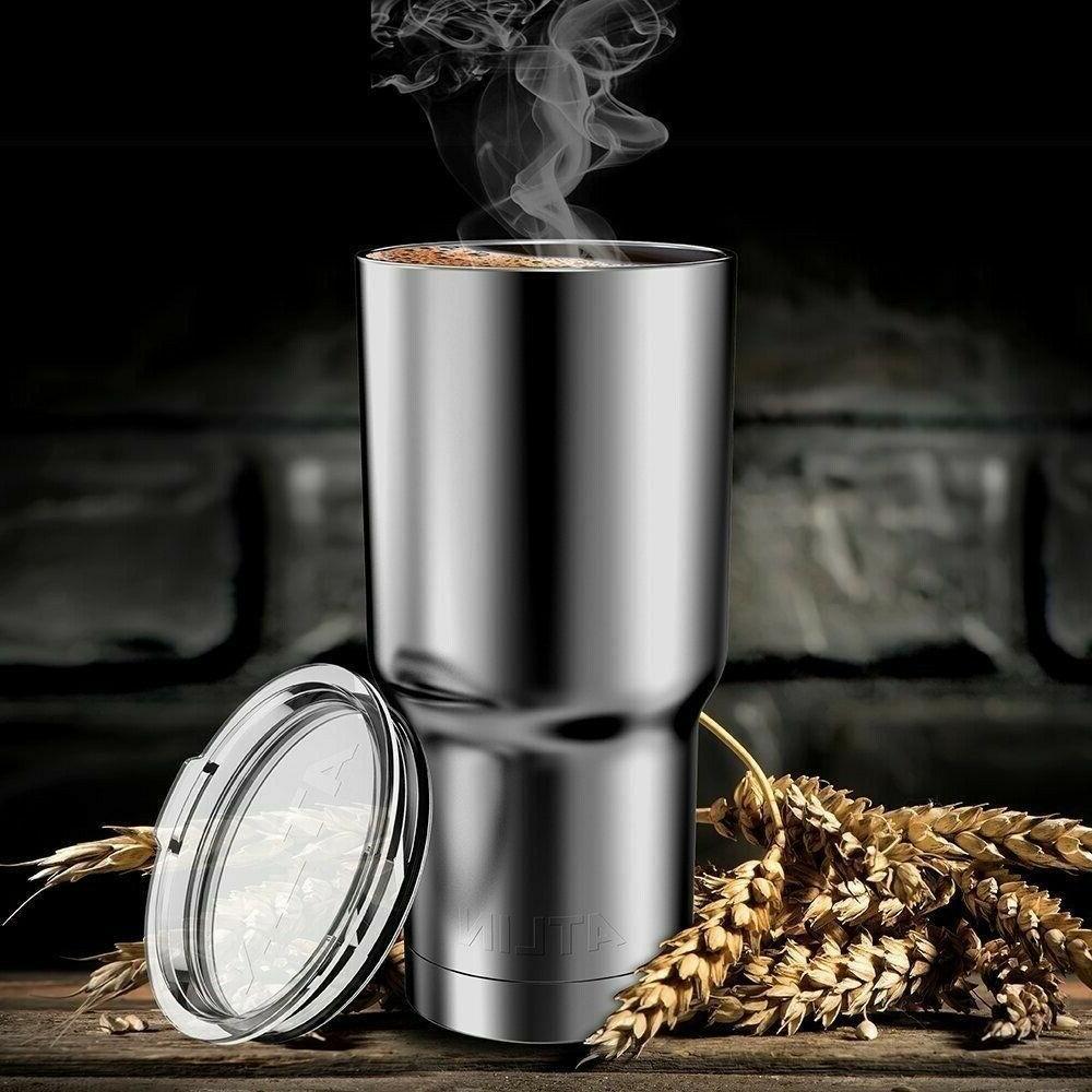 stainless steel travel mug 30 oz tumbler