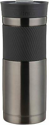 Contigo Steel Mug 20 oz, gunmetal, New