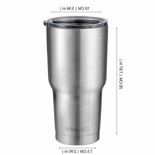 Stainless Steel Double Insulated mug Lid 30