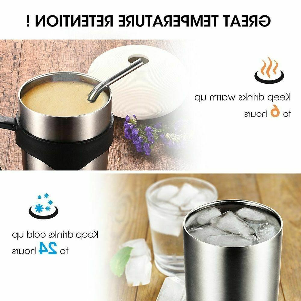 Stainless Steel Vacuum Insulated Cup Handle