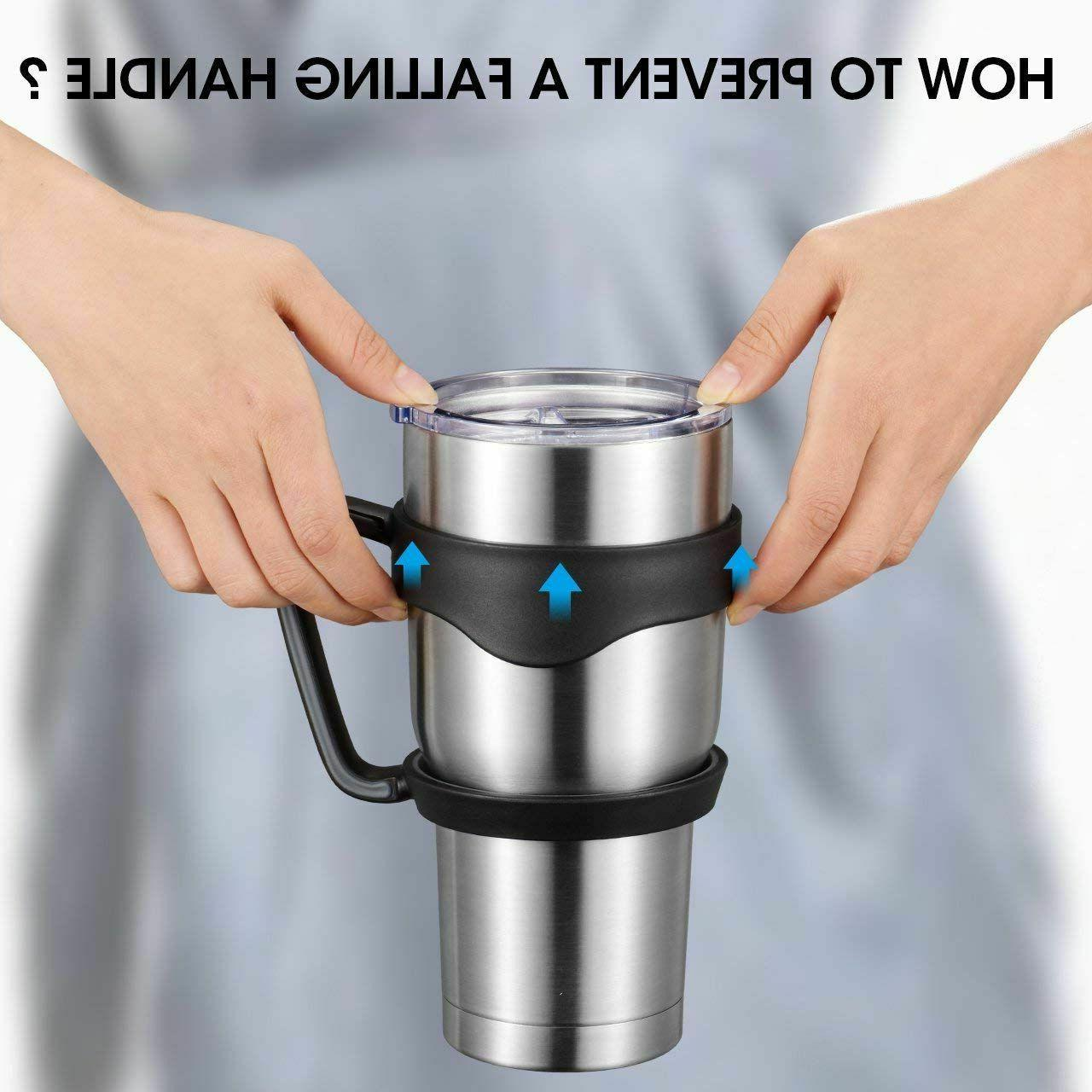 Stainless Steel Tumbler Insulated Cup Coffee Wall