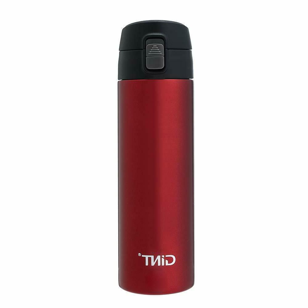 stainless steel water bottle travel mug hot