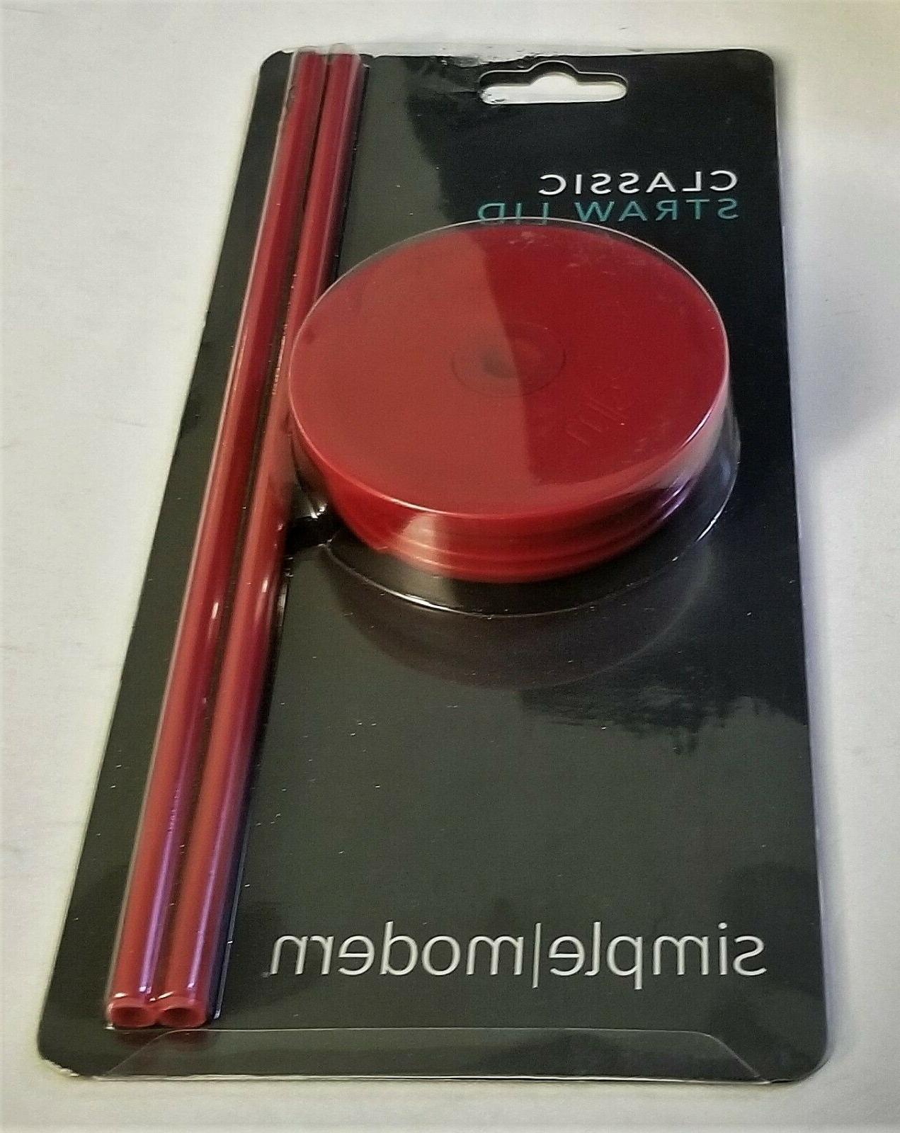 straw lid fits classic tumblers journey travel