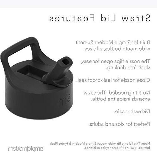 Simple Modern Summit Straw Vacuum Insulated Wall Travel Mug Stainless Flask