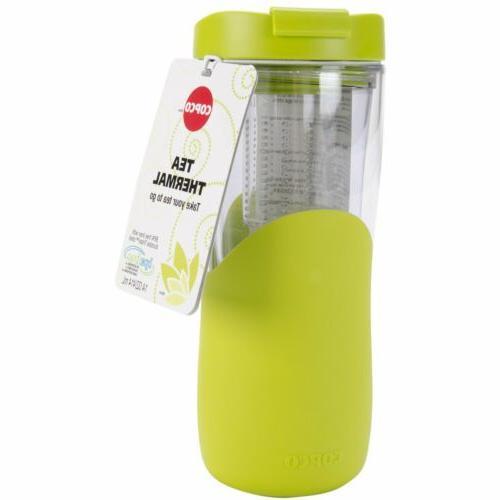 Tea Thermal 14oz-Lime