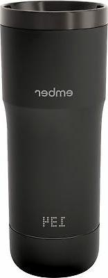 Ember - Temperature Control Travel Mug - Matte Black