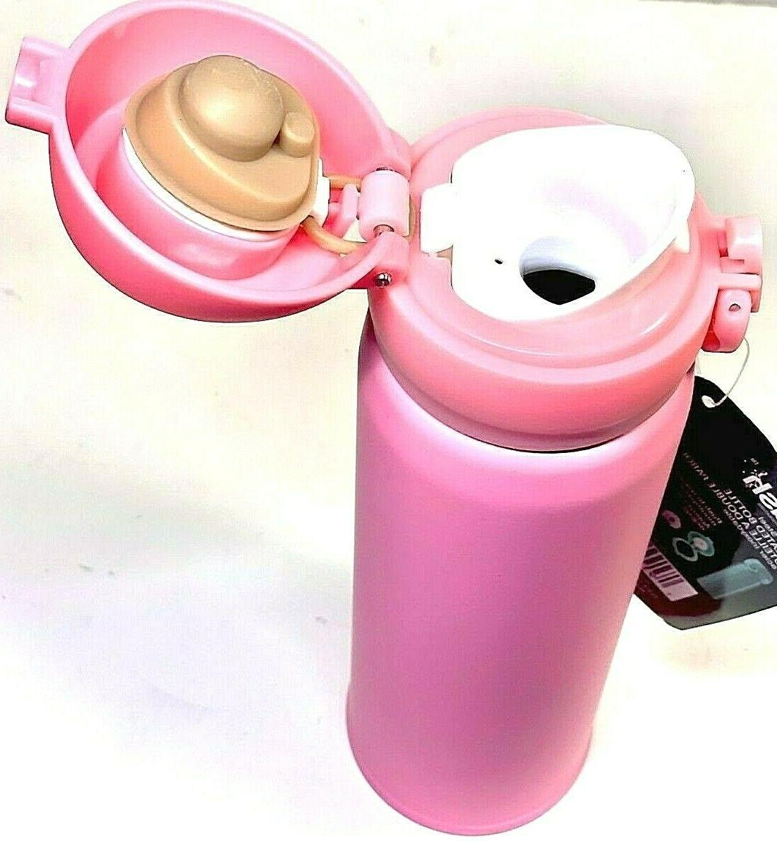 Thermos Tea Travel Mug Stainless Steel Vacuum Flask Water Bottle