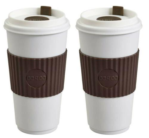 to go travel mug with spillproof lid