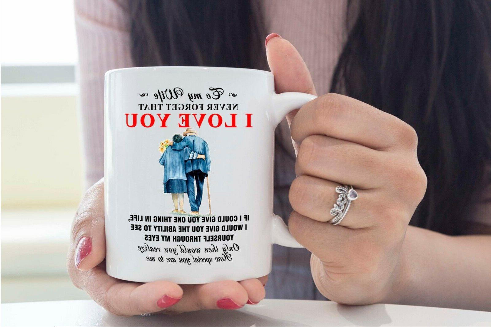 To Forget You Best For Wife Coffee Mug