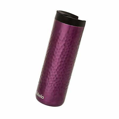 topo stainless steel insulated mug
