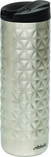 Aladdin Topo Stainless Steel Insulated Mug 16oz, Stainless