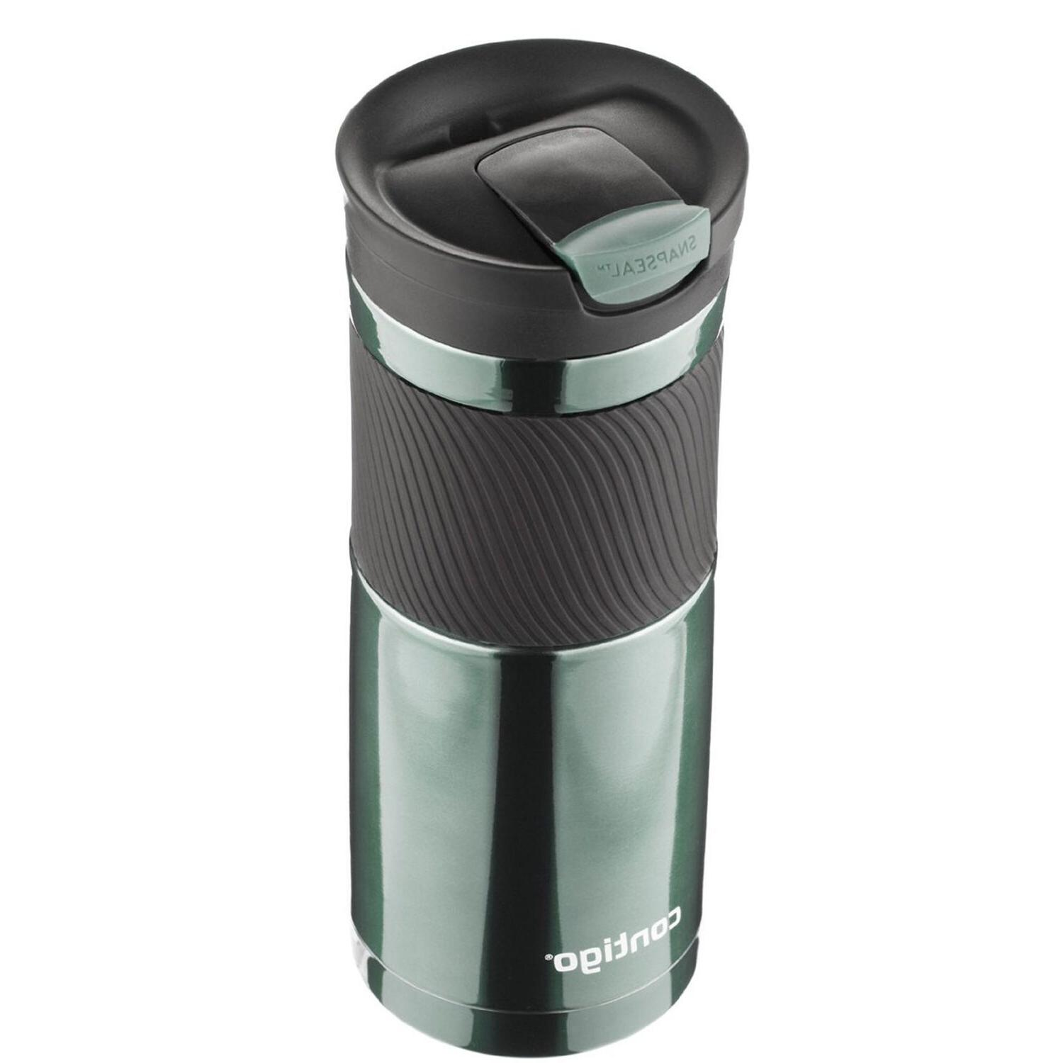 Travel Stainless Steel Thermos 20oz Greyed Jade