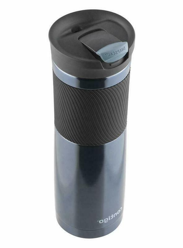 Travel Mug Contigo Seal Lid Stainless Steel Coffee