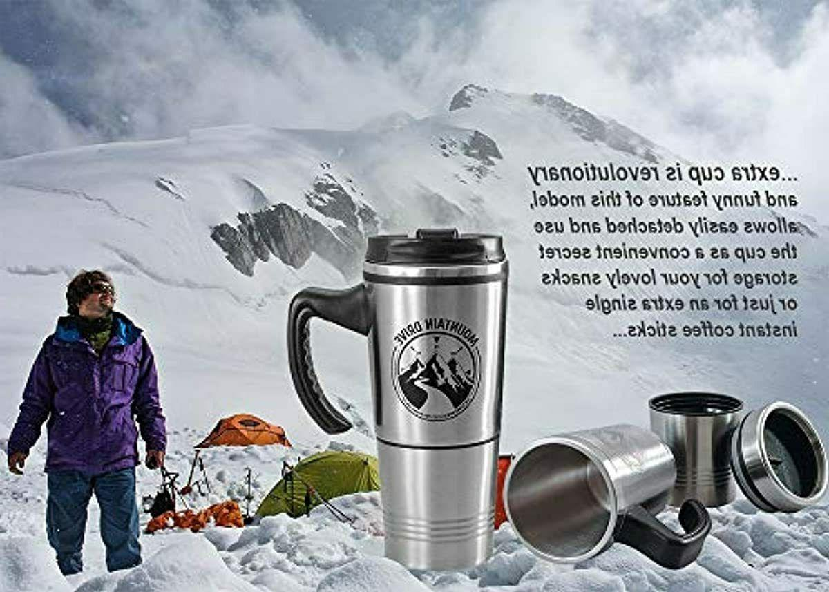 Travel Coffee Cup With Oz