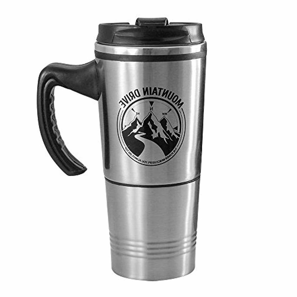 Travel Mug Double Wall Coffee With Oz