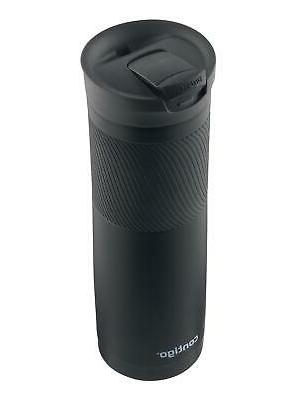 Travel SnapSeal Lid Insulated Coffee Thermos