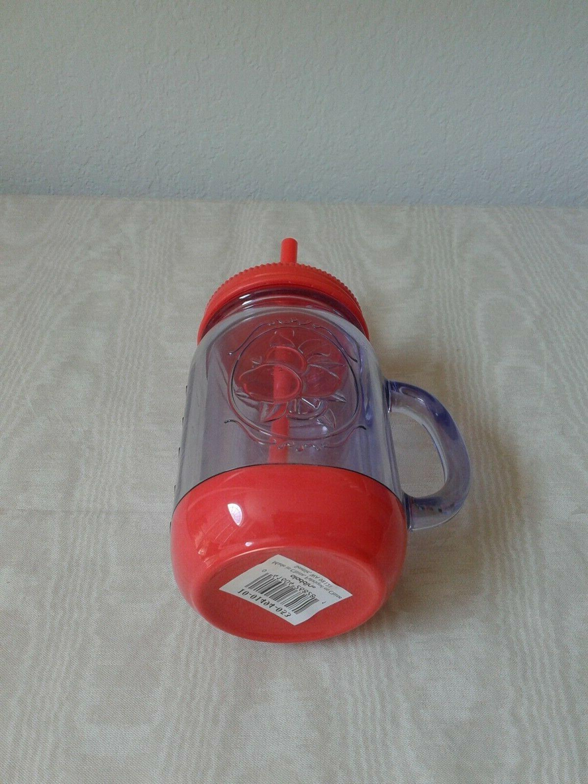 Aladdin Tumbler Mug Insulated Handle, Lid