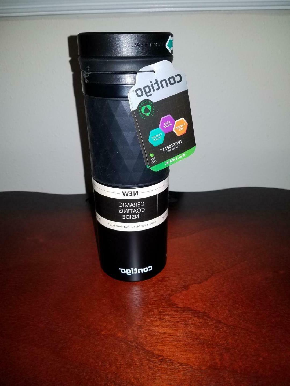twistseal travel mug 16 oz brand new