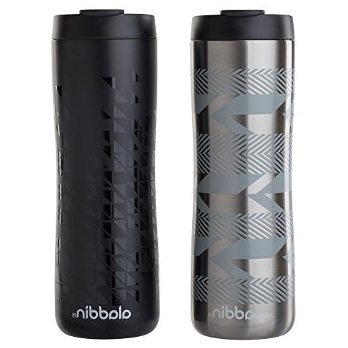 vacuum insulated stainless steel mug