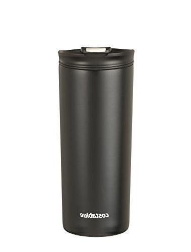 vacuum insulated stainless steel mug