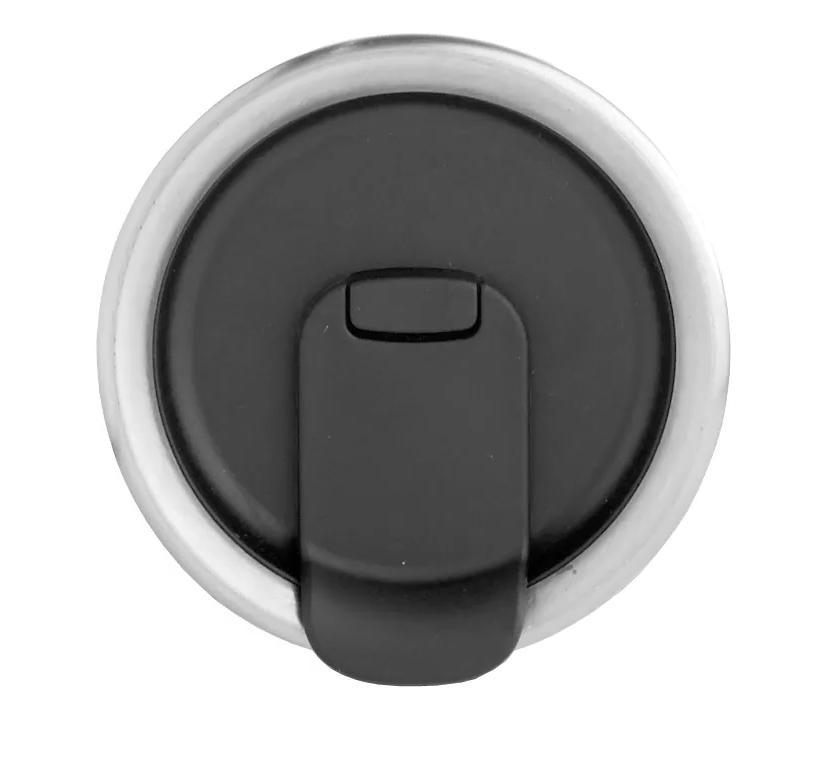 Vacuum Insulated Travel Mug Black