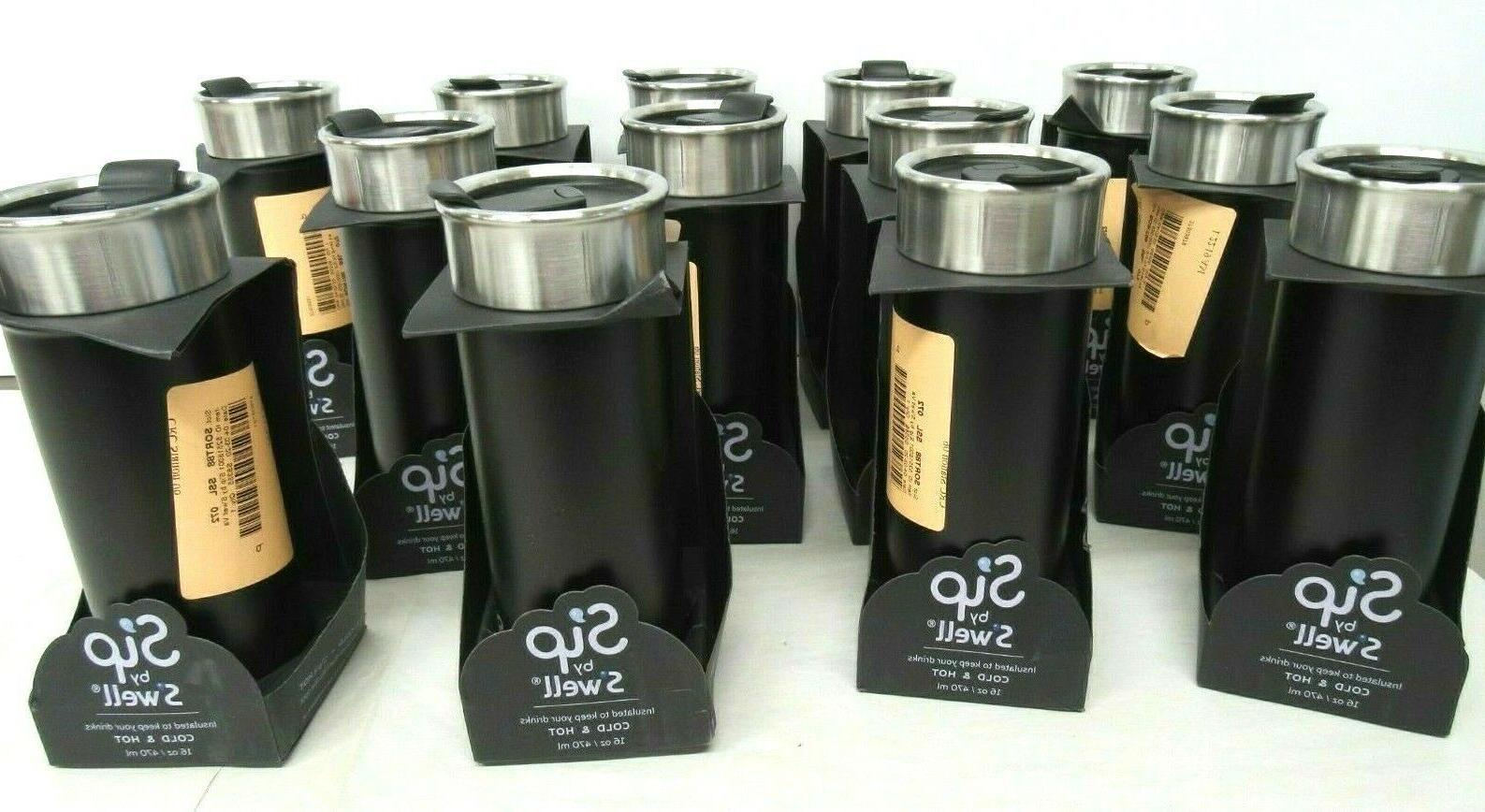 vacuum insulated stainless steel travel mug 16oz