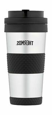 Thermos 14 ounce Vacuum Insulated Stainless Steel Tumbler, S