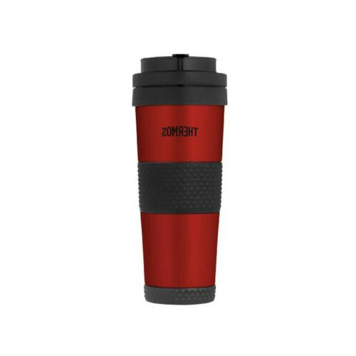 Thermos 18 Ounce Vacuum Insulated Stainless Steel Tumbler, C