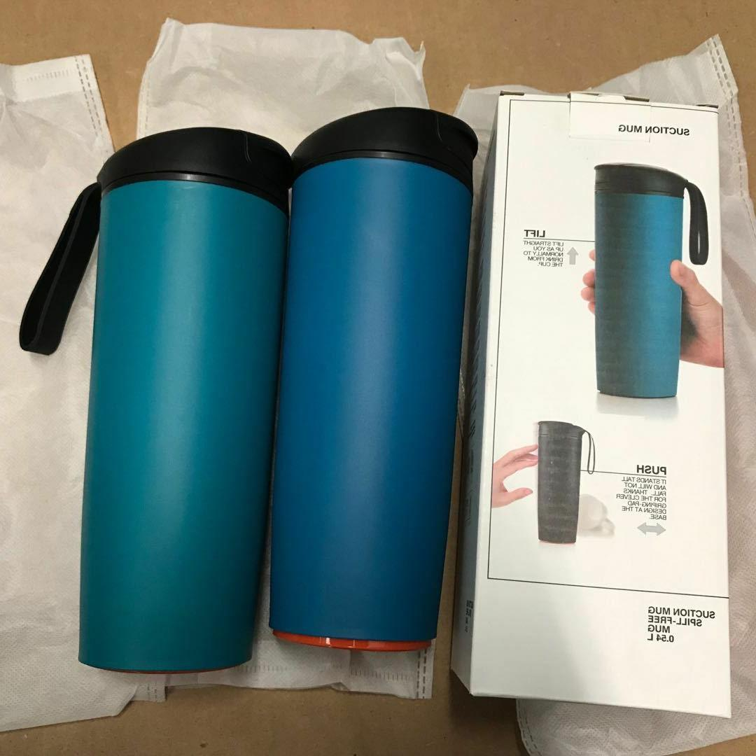 Water Leak Mug Suction Mug